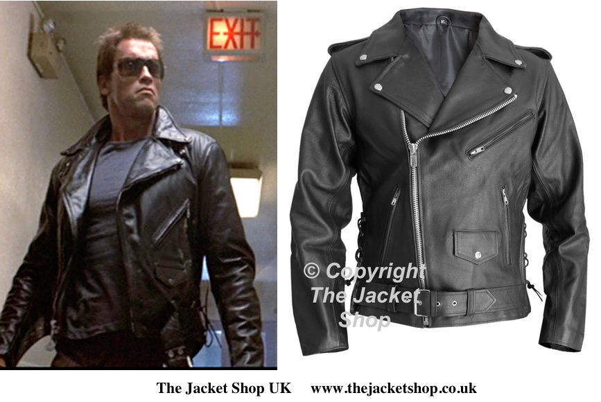 http://www.michaeljacksoncelebrityclothing.com/Arnold%20Schwarzenegger%20The%20Terminator%20Black%20Leather%20Jacket/Arnold-Schwarzenegger-The-Terminator-Leather-Jacket..jpg