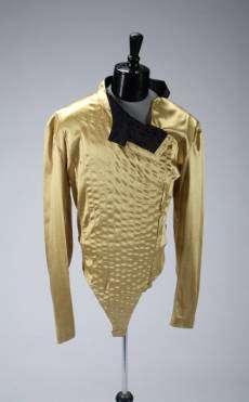 Michael Jackson Dangerous Tour Bodie de Ouro 1256_1_230_400