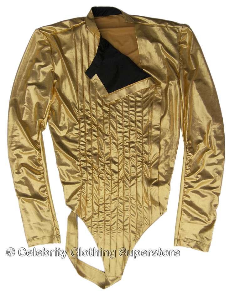 Michael Jackson Dangerous Tour Bodie de Ouro MJ----Dangerous-Gold-Tour-L