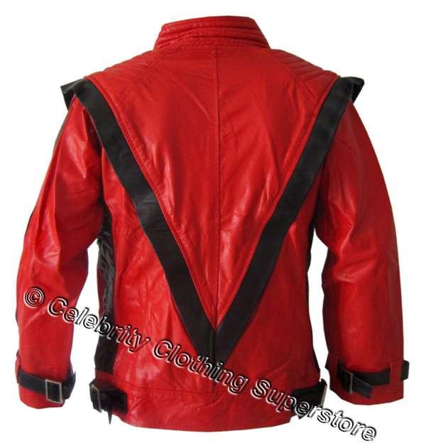 Michael Jackson Thriller Jacket XXX Small XXX Large