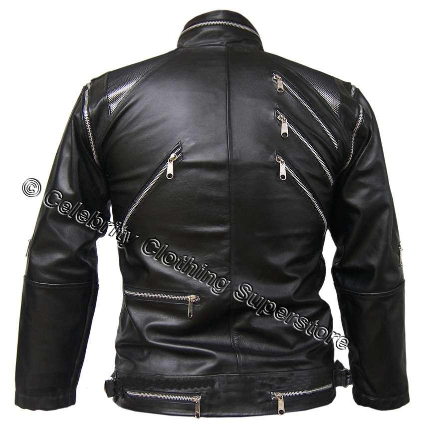 Michael Jackson Black Beat It Jacket Tailor Made