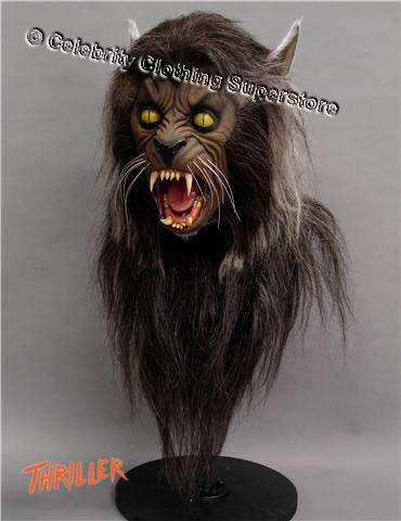 Michael Jackson Thriller Werewolf Mask Michael Jackson...