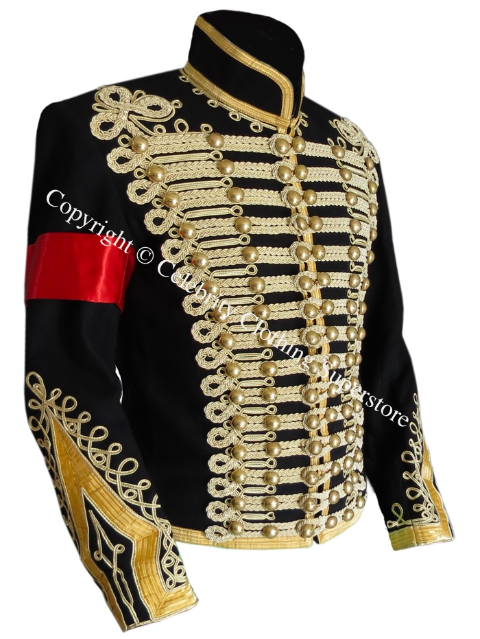 http://www.michaeljacksoncelebrityclothing.com/Michael%20Jackson%20Hussars%20Gilt%20Braid%20Jacket%20-%20Tunic%20Pelisse/Michael%20Jackson%20Gilt%20Braid%20Military%20jacket%20MJ.jpg
