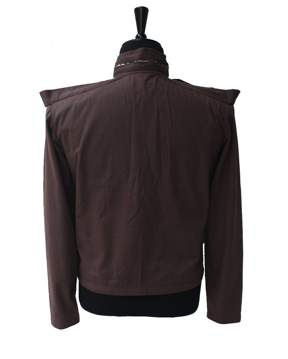 Michael Jackson This Is It Man In Mirror Jacket Rear View
