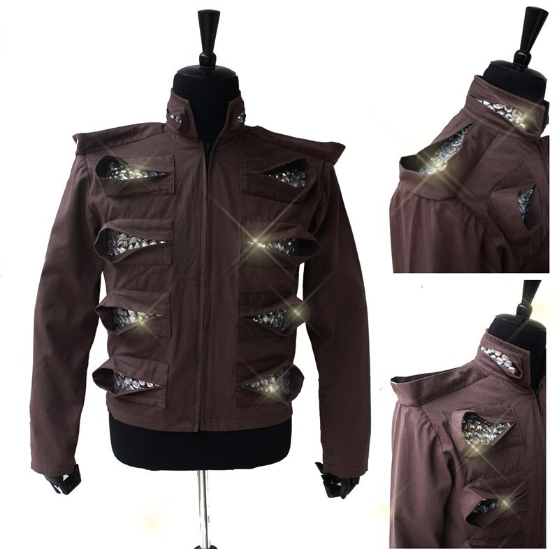 Michael Jackson This Is It Man In Mirror Jacket