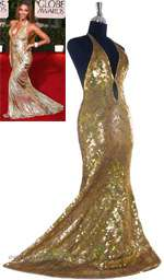 BEYONCE SPARKLING ' SEQUIN EVENING GOWN